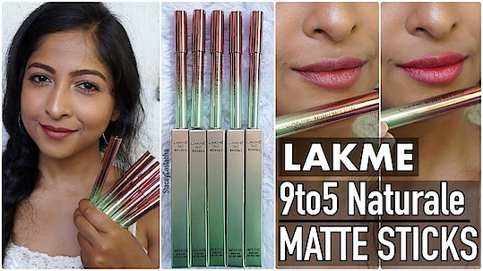 Watch this video on YouTube 😊 #lakme #lakmelipstick #lakme9-5 #youtubevideo #youtuber #bbloggerindia #bblogger #beautyblogger #review #puneblogger #pune