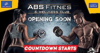 #absnashik #absfitnessnwellness #absfitness#abs #absworkout #NashikFame  #AbsFitnessNWellness #abs #AbsNashik #fitnessfirst #workout #countdown #fitnesscountdown #countdownstarts #healthymind #healthybody  #fattofit #FitnessCountDown #FitnessGoals   #workout #bodybuilding #cardio