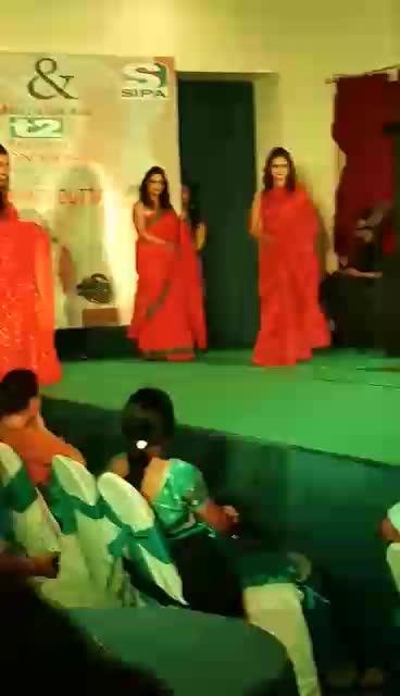 5th May  Fashion Show @Ordnance Club #Designer Aditi #Showstopper Me