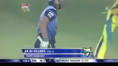 #Mr.360 #abdevilliers  #fastest #Fifty #csk