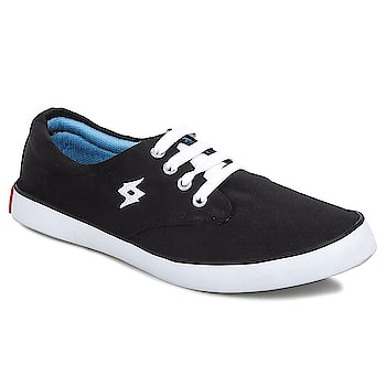 LeeParke Men Lace up Black Casual sneaker. A perfect combination of comfort, style, and workmanship, LeeParke is all about confidence and making a fashion statement. Its flaunting design pattern sparks a cool statement as you take a step ahead in them.  https://www.amazon.in/dp/B07CBJLT79  #menshoes #shoes #womenshoes #canvasshoes #shoesformen #sliponshoes #laceshoes