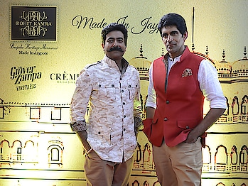 #fashion There was excitement in Pune when #menswear designer Rohit Kamra opened a store: www.explosivefashion.in/fashion-parties/rohit-kamra-opens-flagship-in-pune.html