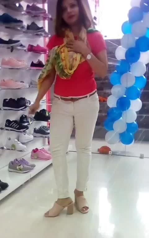 Today at the launch of second @libertyshoesonline at lajpat nagar  #fashionblogger #libertyshoes #shoegoals #libertyfootwear #libertyshoesgoals #shoesoftheday #blockheels #blogoftheday