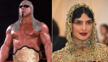 aw, i got it..👍  inspiration Scott Steiner  more about metgala http://bit.ly/2rASxvY  #metgala #meralookvook #metgala2018 #missworld #priyankachopra #celebrities #blogger #indian