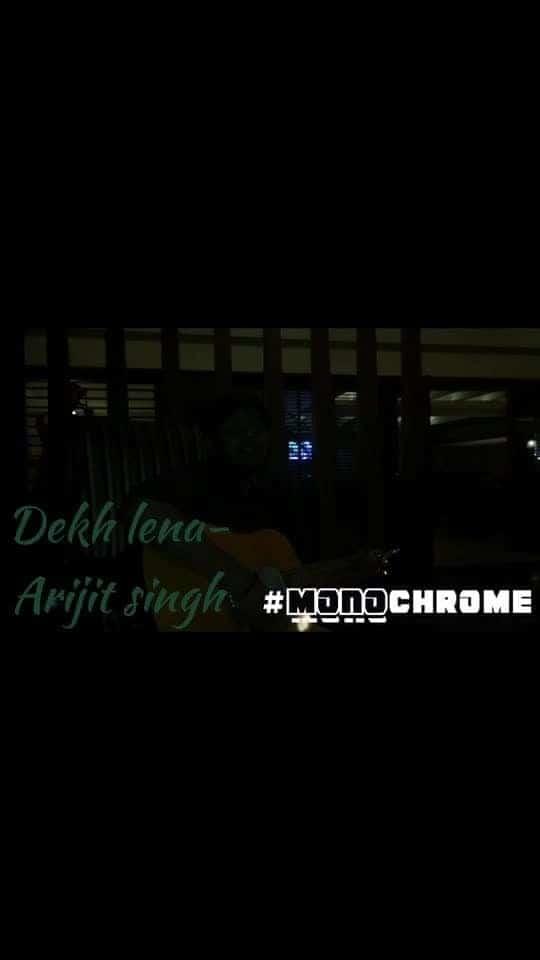 #arijitsingh #dekh #lena #guitar #roposo #roposostar #love #beats #trendingnow #mothersday #specialday #specialevents @sushi26 @mayankbhangadia @sridharrathod06 @tarunssen #monochrome