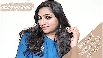 Indian wedding guest makeup look   New Sugar and maybelline makeup    Renommee #makeuptutorial #makeup #weddingmakeup #makeupartist #tutorial #youtuber #blogger #indianwedings