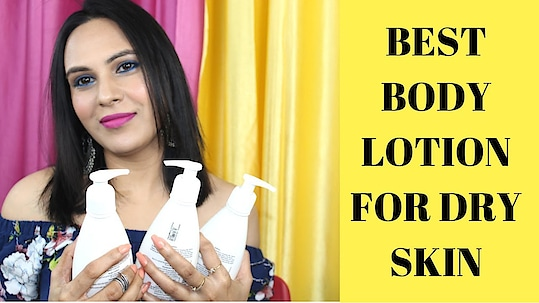 best body lotion for dry skin #youtubercreators #review #youtuber