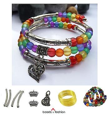 Glass Beads WIth GS Pipes Bracelet #germansilver #germansilverbeads #germansilvercharms #germansilverbracelets #memorywire #glassbeads #glassbeadsbracelets #handmadebracelet #designerbracelet #bracelet #diyjewellery #diyjewelry  Buy German Silver Pipes  https://bit.ly/2HMSO8m Buy German Silver Charms  https://bit.ly/2qVYaEM Buy Memory Wire  https://bit.ly/2HwEQUG Buy Glass Beads https://bit.ly/2vhReX3