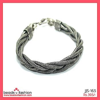 German Silver Bracelet Wrist Band For Men/ Boys #beadsnfashion #germansilver #germansilverjewellery #germansilverjewelry #germansilverbracelets #designerbracelet #bracelets #mensbracelets #boysbracelets  Buy This  https://bit.ly/2I8jalv For 305/-