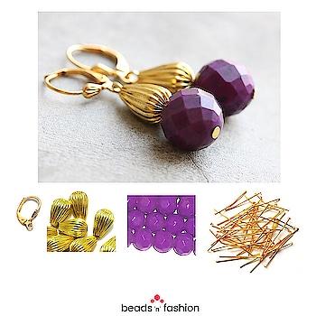 Handmade Earring #beadsnfashion #earwire #goldenearwire #goldenmetalbeads #metalbeads #metalbeadearrings #facetedcrystalbeads #facetedcrystal #crystalbeadearrings #headpins #handmadeearrings #designerearrings #handmadejewellery #indianjewellery #designerjewellery #designerjewelry #diyjewellery #diyjewelry  Buy Ear Wire  https://bit.ly/2vW3xbO Buy Golden Metal Bead  https://bit.ly/2Kh69Eh Buy Faceted Crystal Bead  https://bit.ly/2Fo6O3h Buy Head Pins  https://bit.ly/2vZptTI