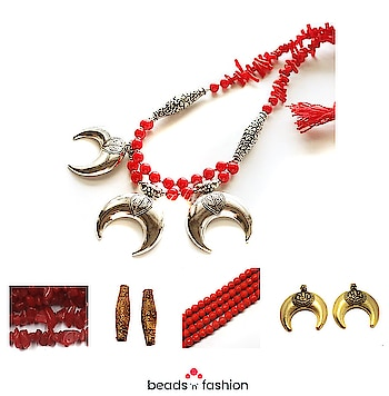 Handmade Necklace #beadsnfashion #uncutjewellery #uncutnecklace #jadebeadsnecklace #germansilver #germansilverjewellery #handmadejewellery #indianjewellery #designerjewellery #designerjewelry #necklace #traditionaljewellery #diyjewellery #diyjewelry  Buy Uncut Beads https://bit.ly/2HXBNs1 Buy German Silver Geru Beads https://bit.ly/2jftI4c Buy Red Jade Beads https://bit.ly/2Hze1zq Buy German Silver Pendant https://bit.ly/2HCDw76