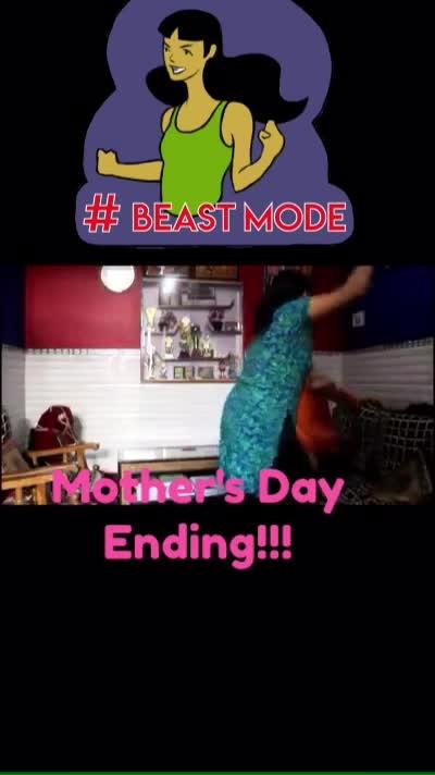 #wow #hahatv #trending #mothersday2018 #beastmode