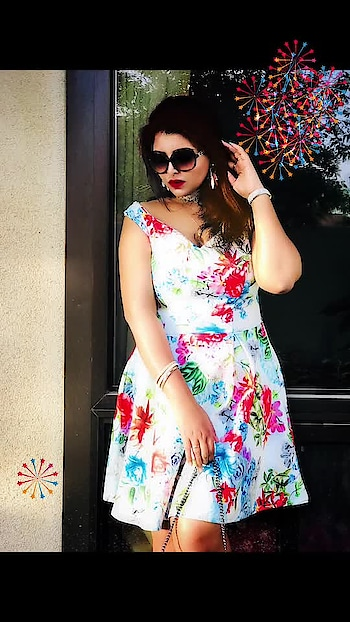 Do follow me on Instagram id-pallavi_gp for more such  beautiful stories  Always in love with the splendid collection of @lipsylondon....these beautiful floral prints on white makes me summer ready ❤️❤️❤️ . . . . . #floraldress #summeryvibes #skaterdress #wearitbold #wiw #whatiwore #lookbook #potraits #style  #styleblogger #fashion #fashionblogger #instafashion #potd #liveauthentic #dressingupgoals #trendyfashion #loveyourself . #weekendvibes #outfitstyle #trendalert #stayhappy #glamour #beautifulsoul #positivevibes #lifestyle #ootdfashion #indianfashionblogger #mumbaifashionblogger