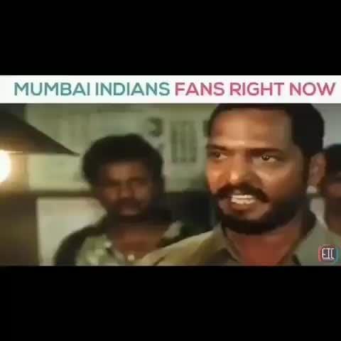 #mumbaiindians #fan #finally #win #lastnight #match