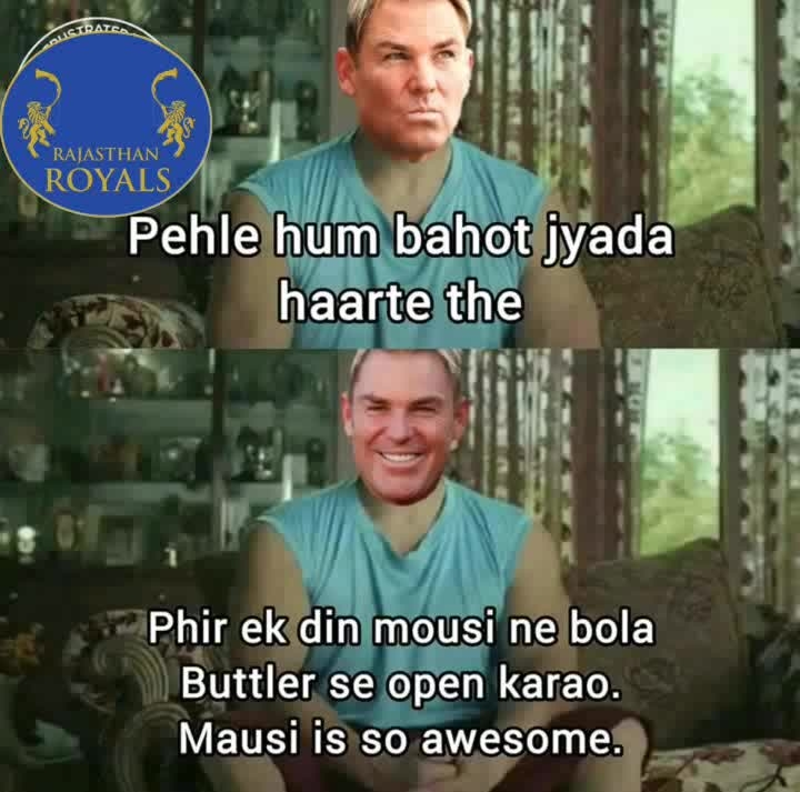 #rajasthanroyals #rr #iplfever #ipl2018 #ipl11 #hahatv #rajasthanroyals
