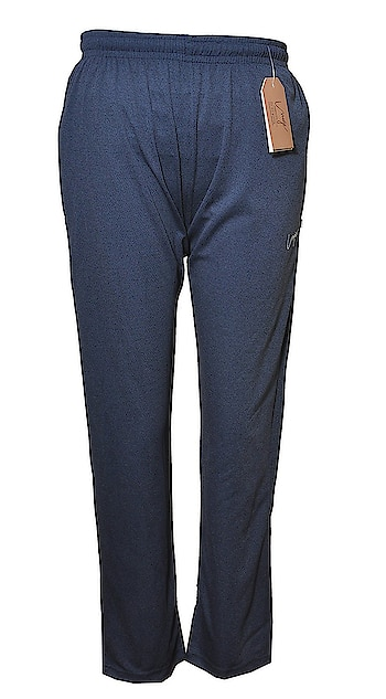 Knittwear Creation Men's Dyed Tricot Track Pant  Feature- Material-Dyed Tricot, Size- 38, Color- Blue Benefits of the track pant: Light weight, Secured Zipper pockets Best use for fitness, sports and leisure wash Care- 1 Machine Wash 2 Do not tumble 3 Dry Gentle 4 Do not iron on the printed area Warranty- Against all manufacturing defects  #men #clothing #designer #stylish #trackpant #pants #gymwear #comfortable   Buy Now:- https://amzn.to/2HunFGD