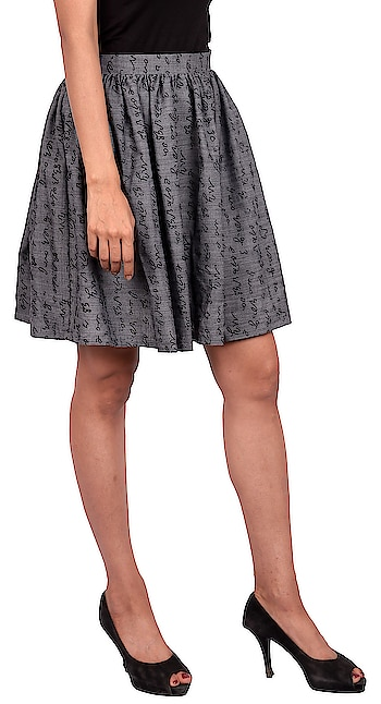 What goes synonymous with the tropical weather- nothing better than a skirt. This uber chic abstract text print skirt is bound to turn heads. Wear them and spread your majestic aura around you.  #casual #casualstyle #casual-clothing #casual-wear #casual style #skirtlove #printedskirt #gathered #women-fashion #womenwear #women-branded-shopping #womensclothing #women-apparels #women-style #ss18collection #ss18 #springsummer #summer #springcollection #summer-style #summer-fashion #fashiondesigner #fashionblogger #mumbaifashionblogger