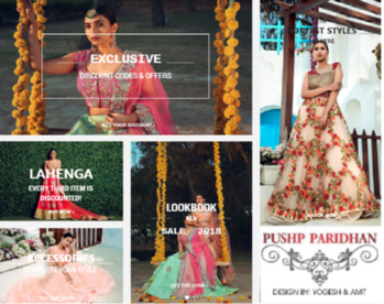 Drawing inspiration from Indian pop arts the lable #pushpparidhan was launched in March 2014 by Yogesh Chandra and Amit Saxena.since its inception, Pushp-Paridhan the label has been consistently working for #redeveloping and creating new designs in #indian basic #colors. The label intends to give back to its source of inspiration. So visit our Website to #explore More #Collections and add them to your wardrobe also. #dress #wedding #fashion #styles  Website:- https://bit.ly/2HhpUK3