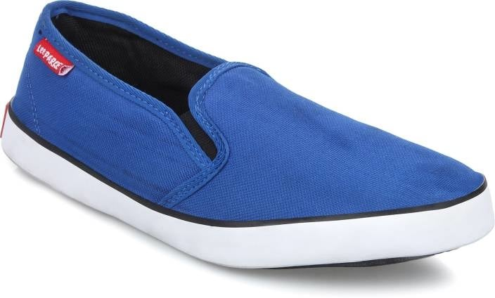 LeeParke Slip On Lifestyle Blue Casual Shoes for women. A perfect combination of comfort, style, and workmanship, LeeParke is all about confidence and making a fashion statement. Its flaunting design pattern sparks a cool statement as you take a step ahead in them.  https://bit.ly/2IP2hMT  #menshoes #shoes #womenshoes #canvasshoes #shoesformen #sliponshoes #laceshoes