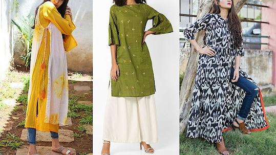 stylish kurti designs #stylishkurti #fashion #fashiontrendsupdate #youtuber #subscribenow