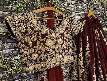 #indianoutfit #indianculture #southindian #southindianfashion #desicouture #tamil #sarifashion #royal #regal #traditionmeetsmodernity #signaturestyles #bespoke #shaadisaga #pink #chooda #outfit #floral #bridallehenga #bridetobe #jewellery #outfitdetails #getthelook #designer #gorgeous #outfitinspo #anarkali #fashionista #manushichhillar #dress #traditional