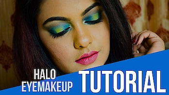 Halo Eye makeup look | Party makeup | BOLD and Beautiful New video on my channel on this look . Click on the link in bio to watch it right away 😘🙏 Expecting your support 💕 . . .https://youtu.be/3FTBiMd0tbQ . . . . . . #haloeye #halo #haloeyeshadow #haloeyes #greenhalo #eyemakeup #mua #nickak23matte #milani #maybellineindia #indianbeauty #beautypost #makeuppost #likes #tag #tagafriend #tagsomeone #tagsforlikes #chennaimua #trending #toppost #youtuberindia #potd #nikon #makeupphotoshoot #brands #indians #loveformakeup