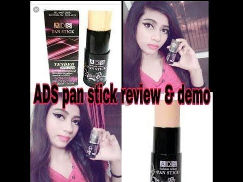 #tranding  ADS faishon color Pan Stick | Cheap & Affordable | Review & Demo |under 120| 3savage | Ariana sheikh #ropo-beauty #3savage #arianasheikh #arianagrande #ariana #marinasheikh #youtubechannel