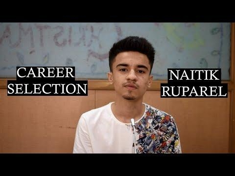 I'LL HELP YOU CHOOSE YOUR CAREER IN JUST 10 MINUTES | NAITIK RUPAREL #ropo-love #ropo-daily #ropo-good #ropo-style #motivation #inspiration #tuesdaytake #tuesdaymotivation #tuesdays #happy