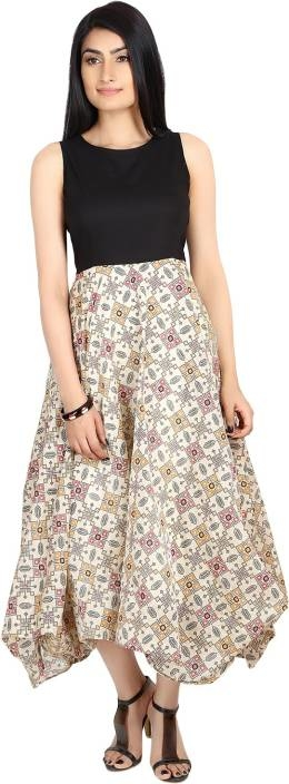 MOSHIKI Printed Women Gown Kurta  (Multicolor)  Fabric: Cotton Occasion: Casual Pattern: Printed Color: Multicolor Sleeve Style: Sleeveless Style: Gown  #women #ethnic #western #clothing #stylish #designer #kurti #dresses #fusionwear #comfortable  Buy Now:- https://bit.ly/2x0qwDl