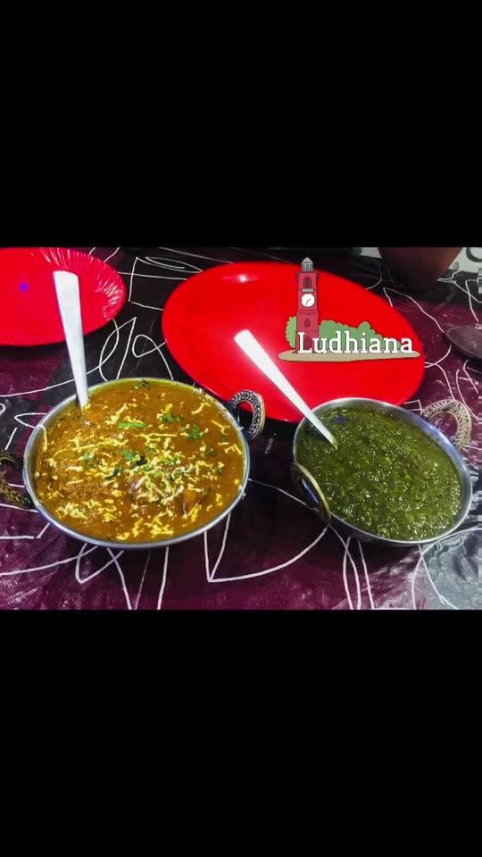 #kadhaipaneer #sarsodasaag #butter #full-of-taste #tummyyummy #fav_food #lovepunjab #ludhiana