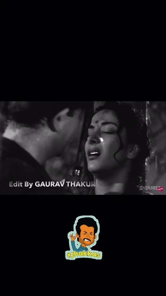 When Rajkapoor Sing #tareefan for Nargis Ji #jhakkas