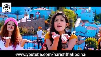 #whatsapp #dance #full #fun #nani #saipallavi #teenmaar #dj #djsong #djharish #newfun
