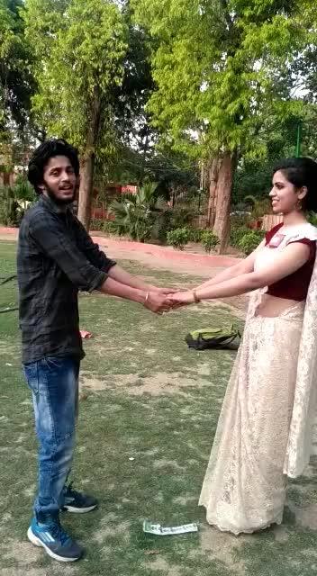 #funnydance #funnymoments #funnyvideo #justforfun #laughter #happyday #funnydancer #red-hot #sexibikni #designer-saree #saree #ropo-girl #
