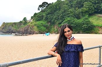 Off Shoulder Top  #offshouldertop #offshouldertrend #blueoffshouldertop #lacytop #lacetop #blue-coloured #bluetop #capris #whitecapri #summer-style #summer-fashion #summer-looks #summeroutfit #summertrend #fashionblogger #indianfashionblogger #ukblogger #ukfashionblogger #styleadvice #styletrends #advice #roposo-style #roposo-fashiondiaries #ropo-style