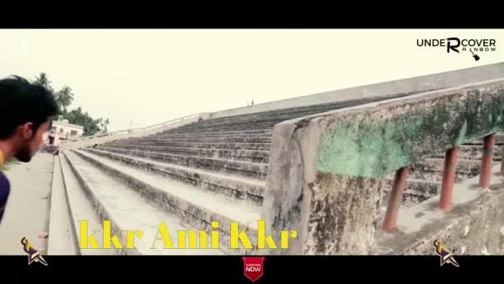 Kkr Ami Kkr Korbo Lorbo Jitbo Re.... #kolkataknightriders #kolkataknightriders