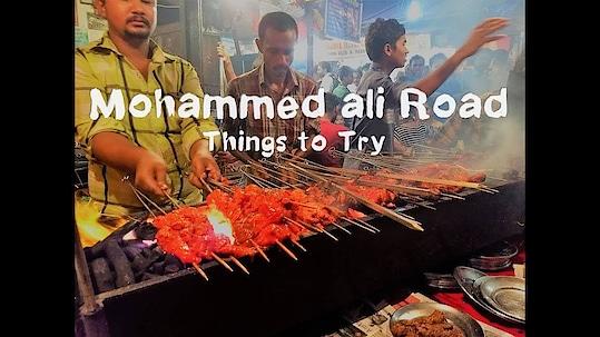 Things to eat at Mohammed Ali Road | Mumbai | Street Food #ramzan #ramzanfood #ramadan2018 #festival #mumbai #streetfood #ropo-foodie