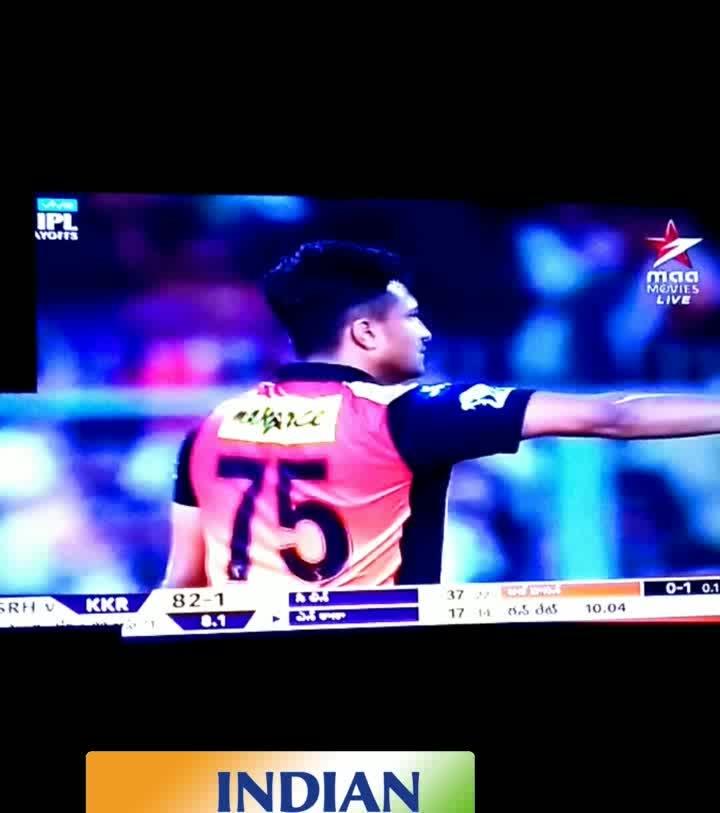 go orange army srh😘😍 #sunrisershyderabad #wow #indianpremierleague