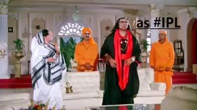 #IPL Ka bhoot