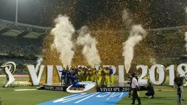 We Are King's We Are King's Chennai Super King's 👑 🦁 🤘 #whistlepodu  #Yellove #YelloveFinals 💛 #csk  #kings  #king  👑 #chennai  #dhoni  #msdian4ever #champion ✌️ #chennisuperkings #yellove💛🦁 #champions🏆 🏆 🏆 #ipl11   #yellowfever #whistlepodu_yellow_army #iplfever #csk_fan #ms dhoni d great captai in d world #champion ✌️ #cricketfever #roposing #roposoviral #beatschannel #chennai