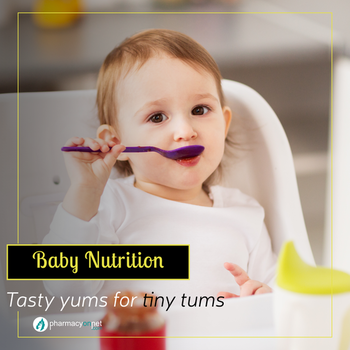 Buy Best Baby Food Online India   Once baby is six month old, breast milk and infant formula baby milk is just not enough for their growth. At this stage, baby starts to need extra nutrients, in particular iron, from food. Now you can buy best baby cereals, organic food, healthy snacks & cookies, baby vitamins & health supplements, infant formula, and much more Online in India at sale price with guaranteed free shipping & huge discount. Shop at Wellnessmonk.com for best baby nutrition products.   Click here: https://www.wellnessmonk.com/1111-baby-nutrition