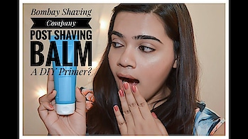Best DIY Primer? || Bombay Shaving Company Post-Shave Balm Review!  Please Like & Subscribe 🔥  #beautyhack #makeuphack #DIYprimer #primer #postshavebalm #bombayshavingcompany #newvideo #fashion #newarrivals #style #fashion #YouTuber #indianfashionblogger #bangalorefashionblogger #bangalore #instadaily #like4like #like4likes #fashionblogger #styleblogger #followforfollow #beautyblogger #beautyvlogger #fblogger #indianblogger #bangaloreblogger #bengalurublogger #blogger #shopaholicpals