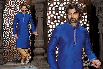 #NewCollection #DECENT #Kurtas #menskurtapajama in  #designer #Menswear #looksimple #trendyfashion #IndianWear #blue #kurta with #gold #bottomwear to know more please whats app on +919820936178