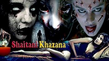 शैतानी खज़ाना#Shaitani Khazana | South Dubbed Horror Movie | Mohini , Raj Gopi | Full HD 1080p