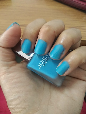 #nailsoftheday #nailswag #juice #nailpaintaddict #nailpaint #bold-is-beautiful #beautygoals #beautyblogger