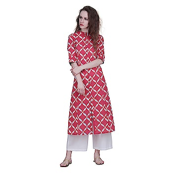 An amazing range of women Kurti in soft and solid colors that looks perfect for regular wear. With beautiful designs and patterns, these apparels are very stylish and comfortable too.   https://bit.ly/2LjUMes  #Kurti  #womenKurti #regularwear #beautifuldesigns