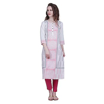 An amazing range of women Kurti in soft and solid colors that looks perfect for regular wear. With beautiful designs and patterns, these apparels are very stylish and comfortable too.   https://bit.ly/2JnQe9E  #Kurti  #womenKurti #regularwear #beautifuldesigns