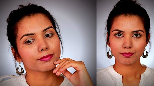 This Is How I Do Makeup In Summers | omnistyles