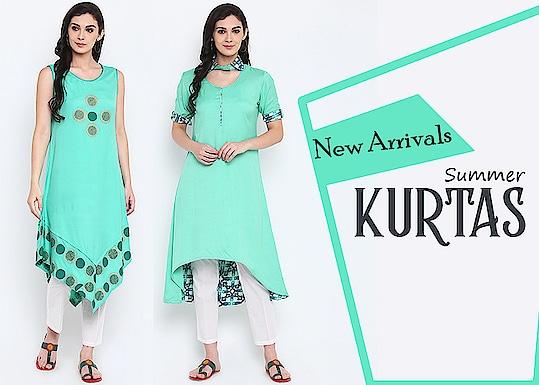 New arrivals - Summer kurtas!  https://bit.ly/2tLO0F5  #9rasa #studiorasa #ethnicwear #ethniclook #fusionfashion #online #fashion #kurtas #newarrivals #newarrivals2018  #everything #like #comment #share #followus #like4like #likeforcomment #like4comment