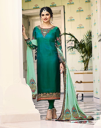 Prachi Desai Designer Salwar Suits Collection...😍😍😍 Price:- 3500/- To Order Whats-app us (+91) 8097 909 000 * * www.nallucollection.com * * #salwar #salwarsuits #dress #dresses #longsuits #suitsonline #ambroidered #bollywood #prachidesai #prachiidesaisuits #straightsuits #dupatta #fashion #style #stylish #love #springsummer #eid #offer #eidcollection #beauty #beautiful #pretty #design #shopping #ethnicstyle