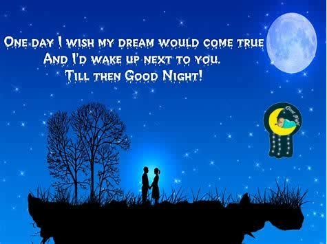 Good night #goodnight